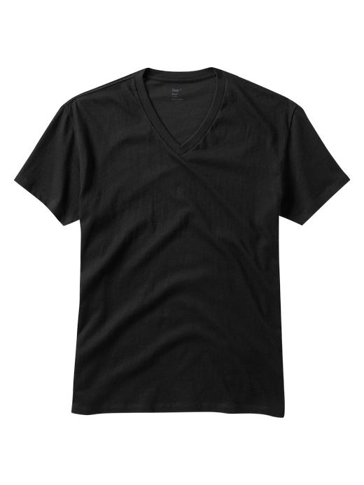 Gap black v neck t shirt revolutionary lifestyle design V neck black t shirt