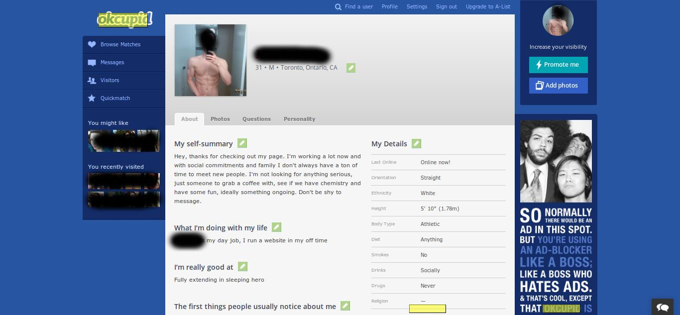 How To Get Laid On Ok Cupid