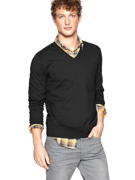 Black Gap Sweater