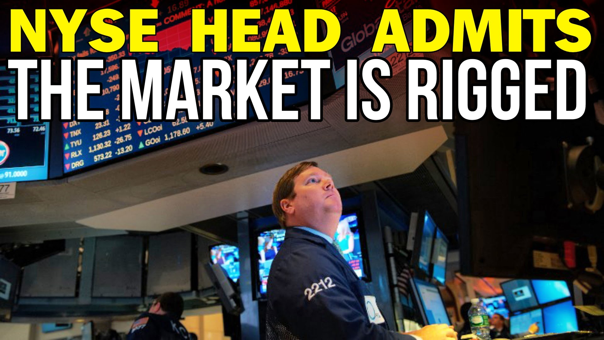 The Stock Market Is Rigged