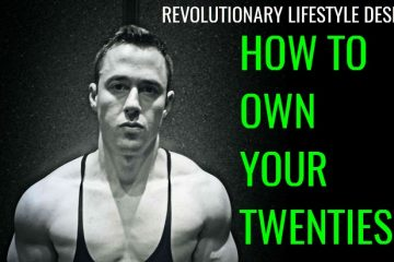 How To Own Your Twenties