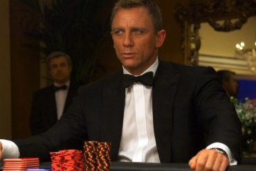 James Bond Player In The Game Of Life