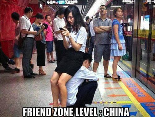 best way to get out of the friend zone